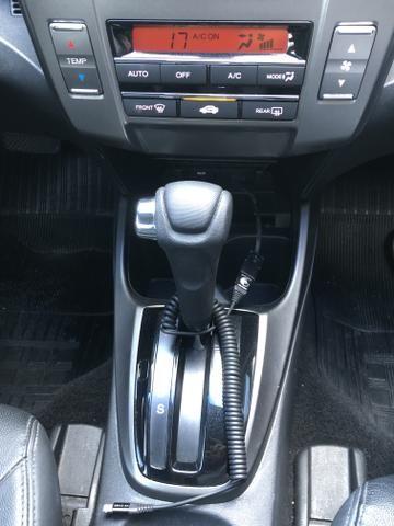 Honda City EX 1.5 aut. 2013 , Preto - Foto 13