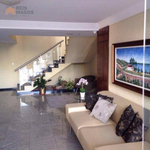 Apartamento com 3 dormitórios à venda, 235 m² por R$ 670.000 - Tirol - Natal/RN - Foto 2