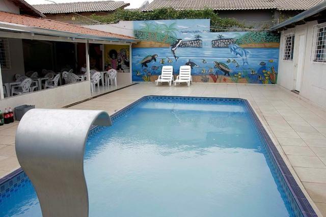 Espaço para festas e eventos com som ambiente, piscina aquecida, freezer, Bairro Cardoso I - Foto 2
