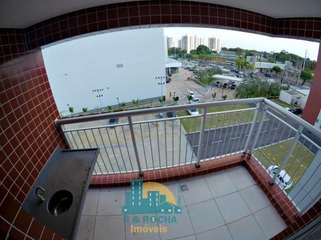Condomínio River_Side | Apto de 66m² || 2 quartos_Sendo 1 suíte | 1 Vaga de Garagem - Foto 7