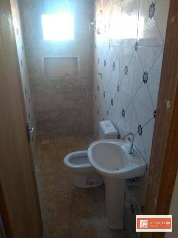 QSC 21 Taguatinga sul Casa nova 2 Qtos 10 Vagas ótimo espaço lote 360 metros - Foto 10