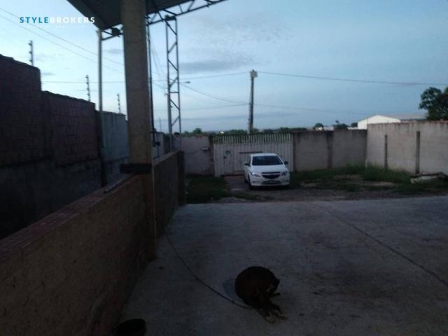 Galpão à venda, 154 m² por R$ 850.000 - Bairro Figueirinha - Várzea Grande/MT - Foto 4