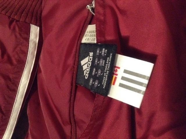 Jaqueta Adidas Original - Tam G - Foto 4