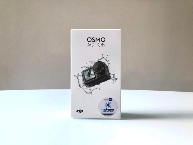 Osmo Action Dji 4K - À prova d'água