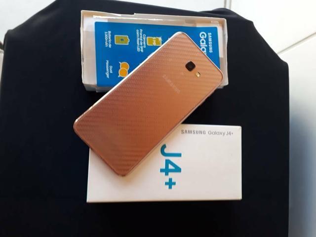 Samsung j4+ 58O PREÇO NEGOCIAVEL - Foto 2