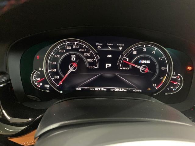 BMW M5 2018/2019 4.4 V8 TWIN POWER M XDRIVE STEPTRONIC - Foto 10