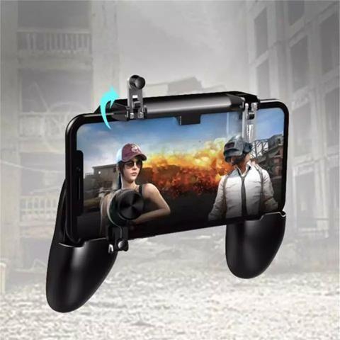 Suporte gamepad Joystick 3em 1 para Celular W11+ - Foto 2