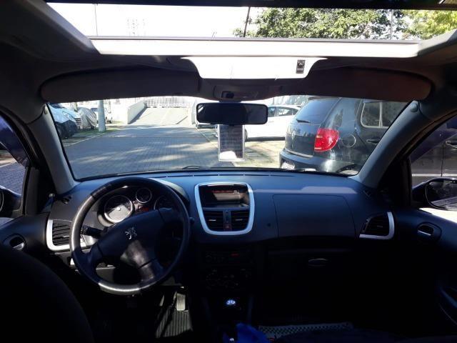 Peugeot 207 1.4 XR - Teto Solar