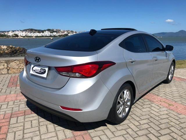 Hyundai Elantra GLS 2.0 16v Automático - Foto 2