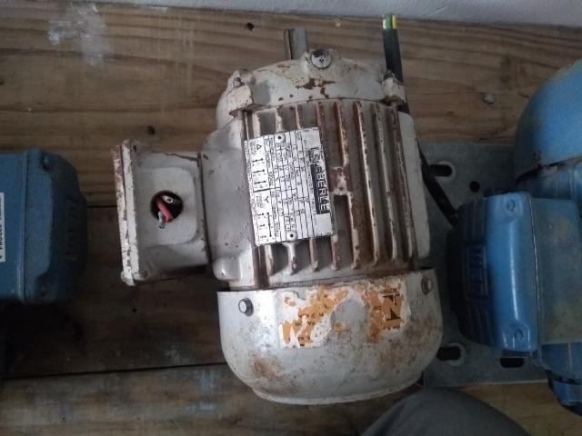Motor de indução trifásico 4 polos - Foto 2