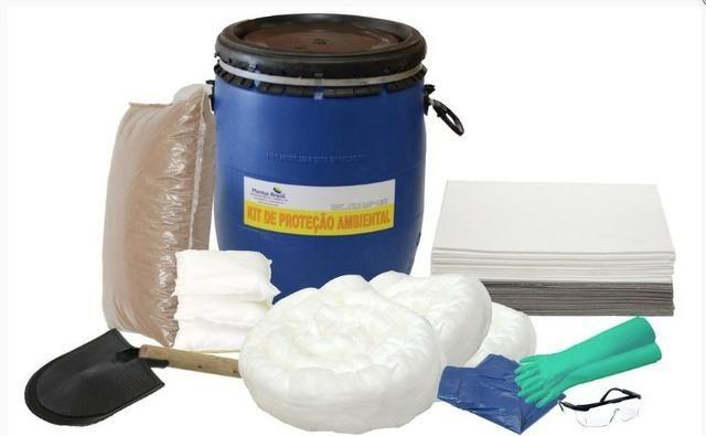 Kit Proteção Ambiental 100 litros