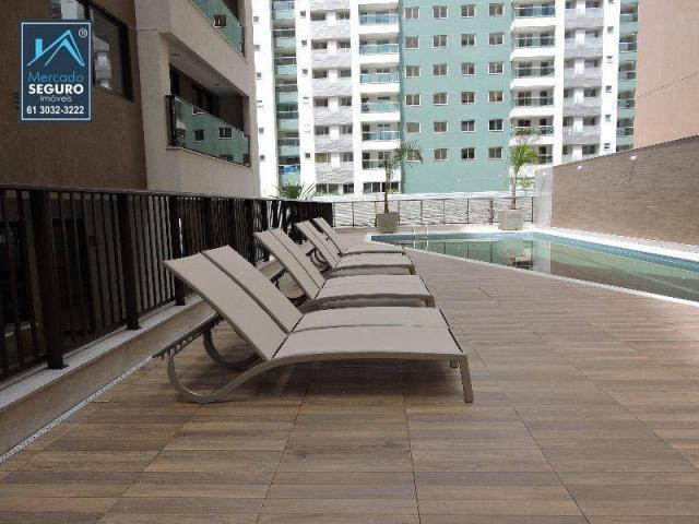 Apartamento à venda, 37 m² por R$ 230.000,00 - Sul - Águas Claras/DF - Foto 8