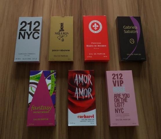 Perfumes 100ml Atacado Revenda