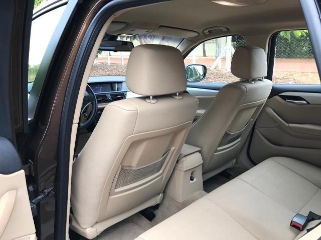 BMW X1 SDrive 18i Marrom - Foto 20