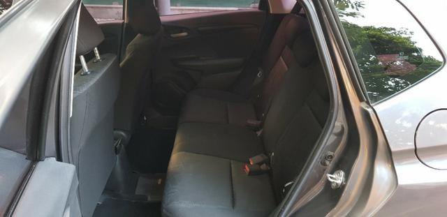 Honda Fit LX único dono todas revisões na Honda apenas 30mil km - Foto 10