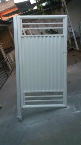 Promoção de portão galvanizado aparti 500 - Foto 5