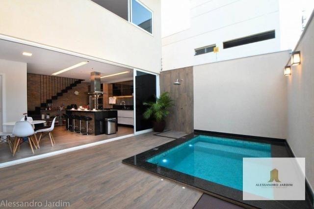 A casa mais bonita do Guará! Com piscina, nova! - Foto 11