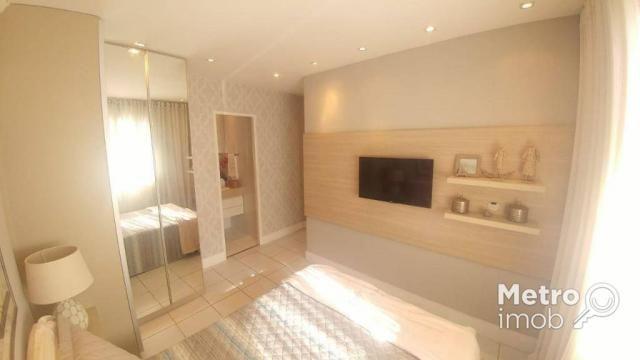 Apartamento com 3 quartos à venda, 78 m² por R$ 332.952 - Pão de Açúcar - São Luís/MA - Foto 16