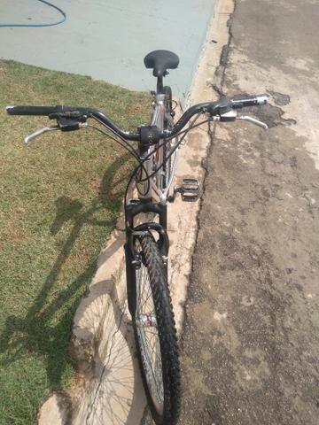 Bicicleta aro 26 Caloi - Foto 4