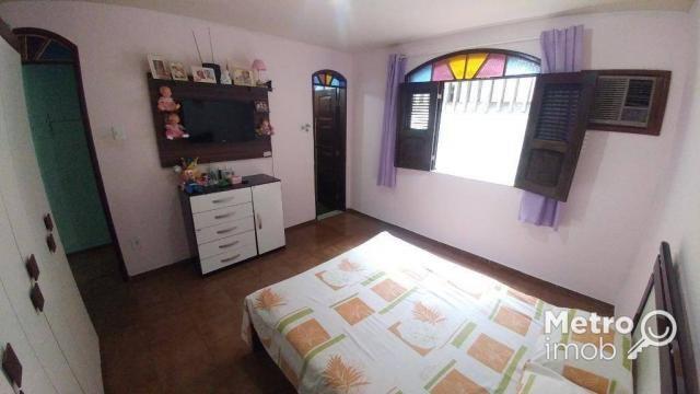 Casa de Conjunto com 3 dormitórios à venda, 141 m² por R$ 330.000 - Vinhais - São Luís/MA - Foto 17