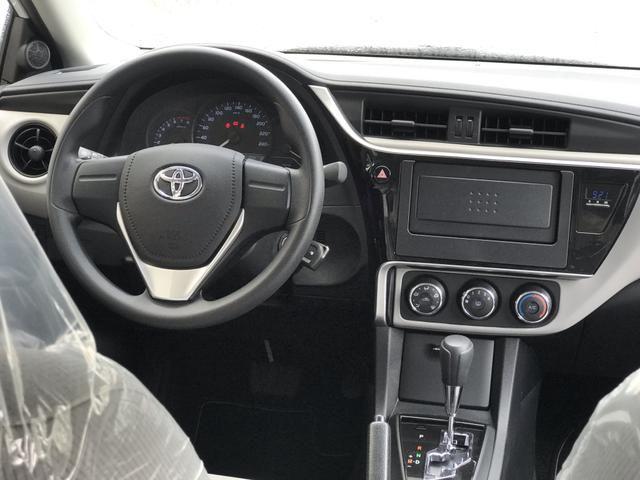 Toyota corolla gli 1.8 (aut.) 2018 0km - Foto 12