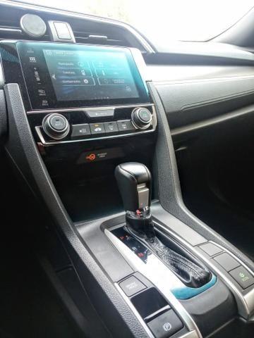 Honda Civic EXL 2018 garantia de fábrica até 2021 - Foto 15