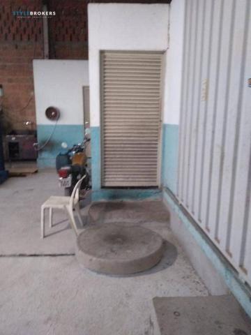 Galpão à venda, 154 m² por R$ 850.000 - Bairro Figueirinha - Várzea Grande/MT - Foto 8
