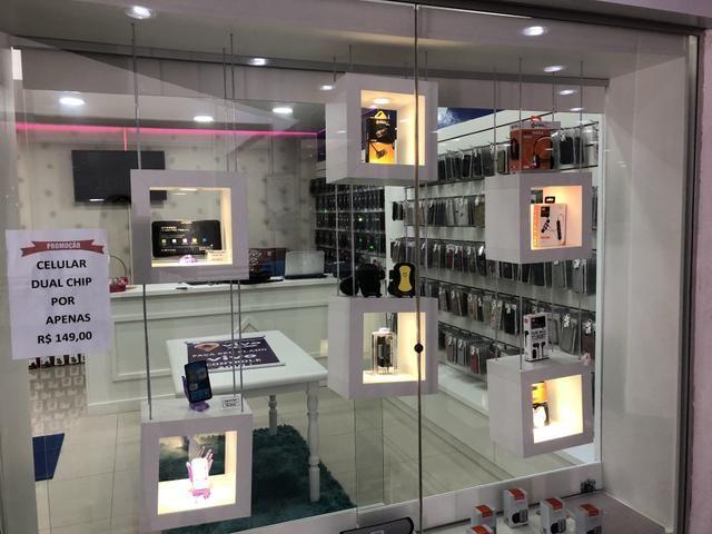 Linda loja centro de Curitiba