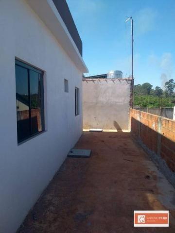 QSC 21 Taguatinga sul Casa nova 2 Qtos 10 Vagas ótimo espaço lote 360 metros - Foto 5