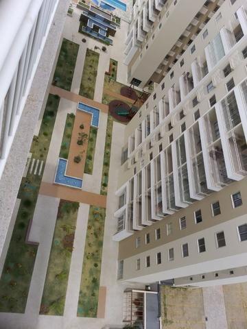 Apartamento Cond. Jardins do Eden II 2 quartos sendo 1 suite completo em armários - Foto 17