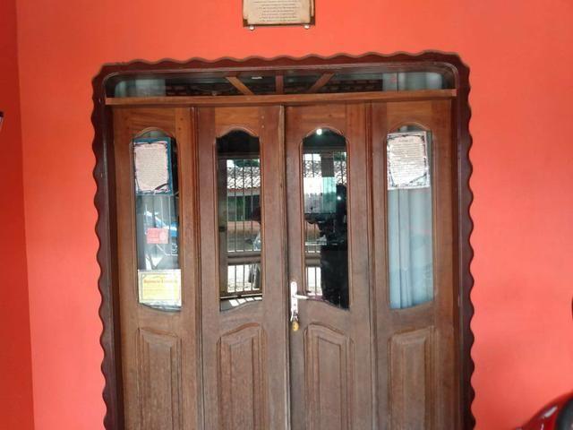 Portas e janelas completas mesmo modelo