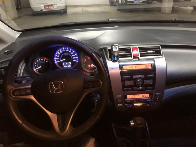 Honda City EX 1.5 aut. 2013 , Preto - Foto 17