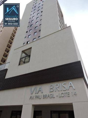 Apartamento à venda, 37 m² por R$ 230.000,00 - Sul - Águas Claras/DF - Foto 2