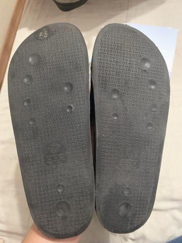 Venda chinelo slide preto - Foto 3