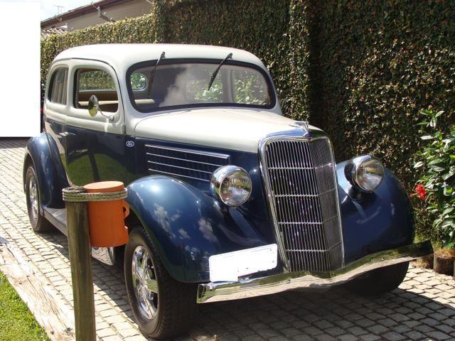 Ford Tudor 1935 Carro antigo