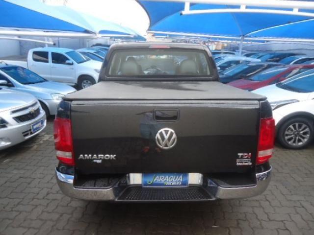 Volkswagen amarok 2011 2.0 highline 4x4 cd 16v turbo intercooler diesel 4p manual - Foto 10