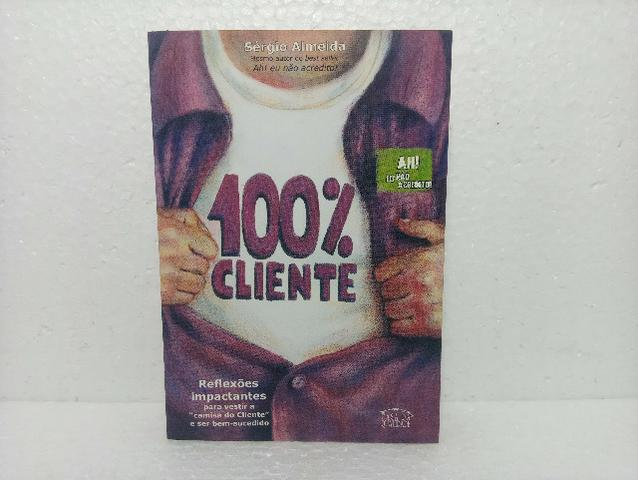 Livro 100% Sérgio Almeida