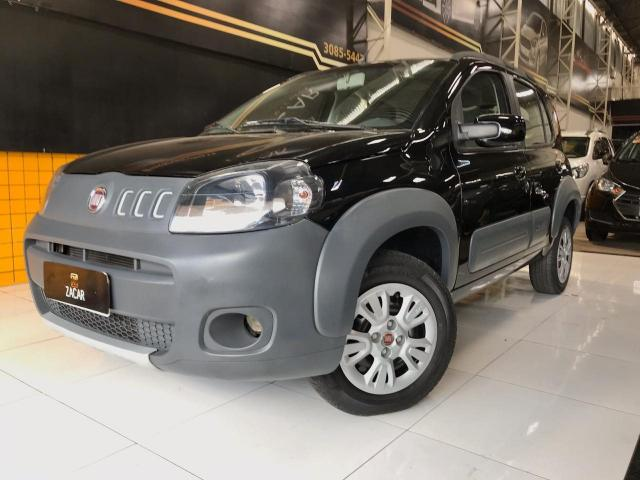 Fiat Uno 2011/2011 1.0 Way 8V Flex 4p manual