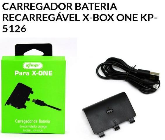 Carregador De Bateria X One