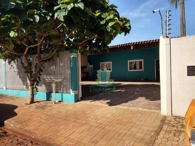 Casa com 3 dormitórios à venda com 250 m² por R$ 250.000 no Jardim Europa em Foz do Iguaçu