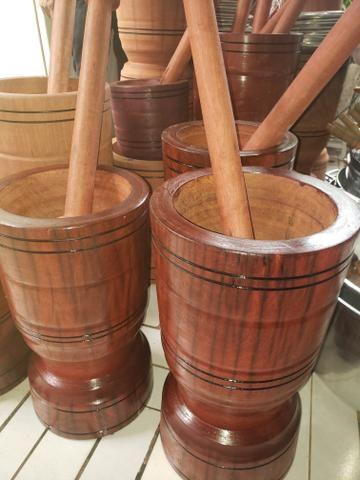 Madeira bruta pilão - Foto 2