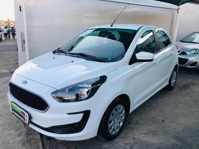 Ford Novo Ka Se 1.0 2019, revisado ford , garantia !!!!!! - Foto 14