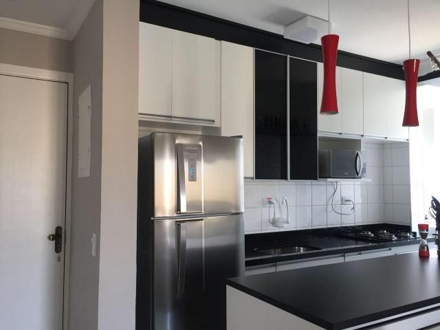 Apartamento à venda, 42 m² por r$ 205.000,00 - vila quirino de lima - são bernardo do camp - Foto 2