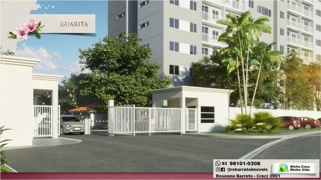 Jardim das Cerejeiras - Apartamento com varanda no parque 10 - Foto 3