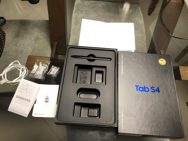 Tablet Samsung Galaxy Tab S4 T835 64GB 10,5 4G - Wi-Fi - Foto 6