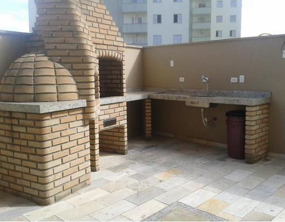 Apartamento com 2 dormitórios à venda, 54 m² por r$ 280.000,00 - vila valparaíso - santo a - Foto 15