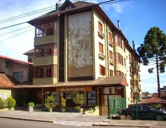 Apartamento Temporada Gramado centro próx Rua Coberta e Palácio Festivais - Até 4 pessoas - Foto 2