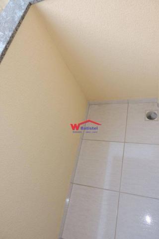Apartamento com 2 dormitórios à venda, 53 m² rua são pedro nº 295 - vila alto da cruz iii  - Foto 3