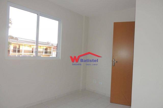 Apartamento com 2 dormitórios à venda, 53 m² rua são pedro nº 295 - vila alto da cruz iii  - Foto 18