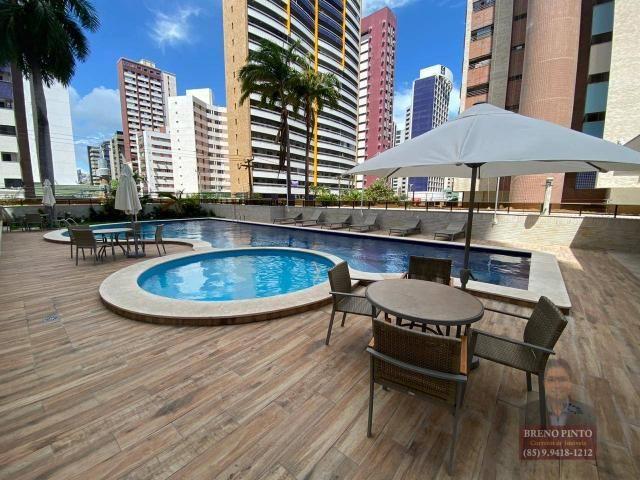 Apartamento à venda, 112 m² por R$ 1.090.000,00 - Meireles - Fortaleza/CE